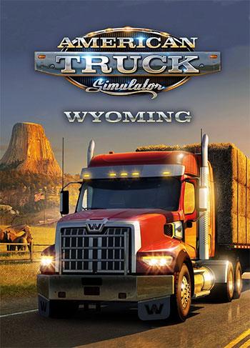تحميل لعبة American Truck Simulator Wyoming