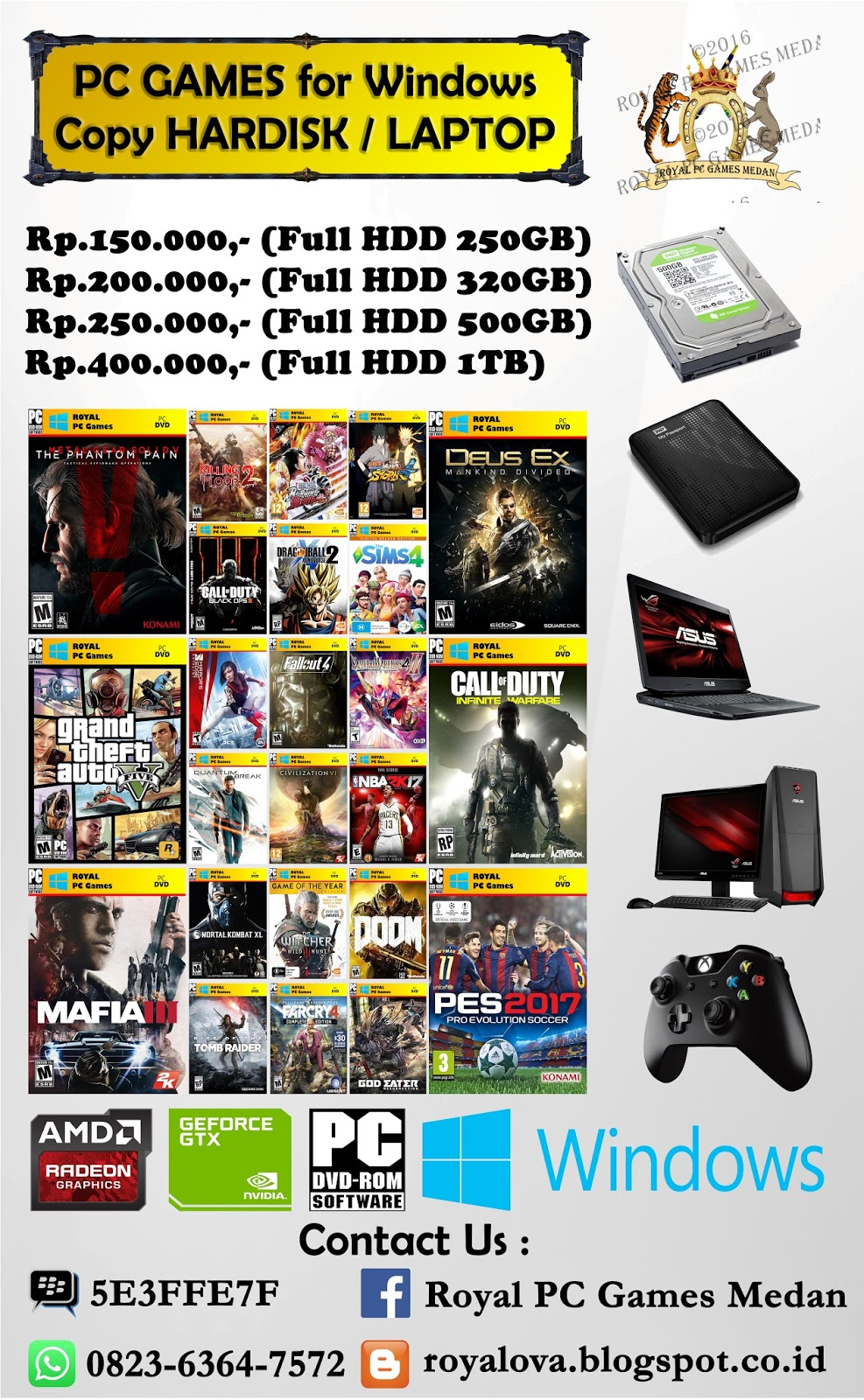 Pc Games Hardware And Software