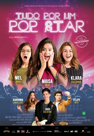 Tudo Por Um Pop Star Torrent Download    Full 720p 1080p