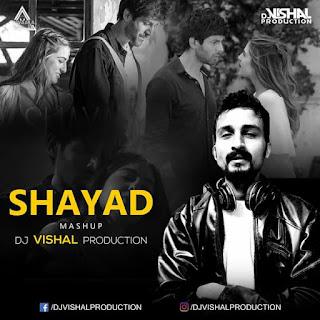 SAYAD - MASHUP REMIX - DJ VISHAL PRODUCTION