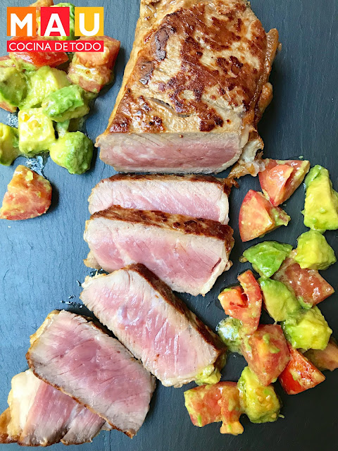 mau cocina de todo new york steak filete res sous vide alto vacio