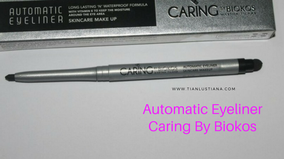 Automatic Eyeliner Caring By Biokos