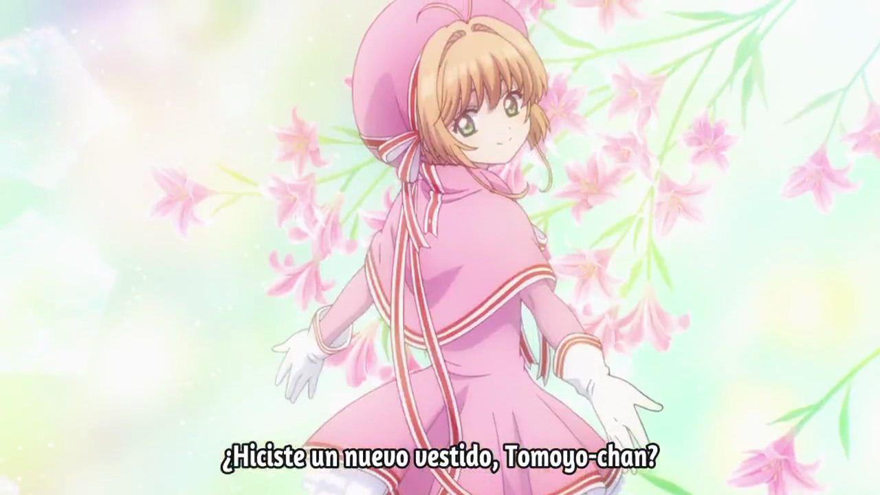 Cardcaptor Sakura: Clear Card-hen Capítulo 2