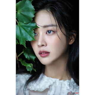Profil,Akun Instagram Jo Bo Ah Pemeran Nam Ji A Tale Of The Nine Tailed
