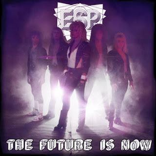"""Το album των ESP """"The Future Is Now"""""""