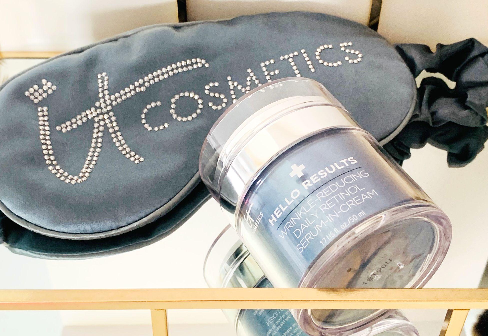IT Cosmetics Hello Fresh Wrinkle Reducing Daily Retinol Serum In Cream Review