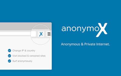 Cara Membuka Situs Yang Diblokir Menggunakan Anonymox