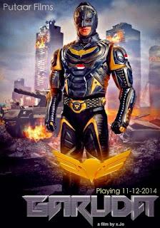 Garuda Superhero (2015)