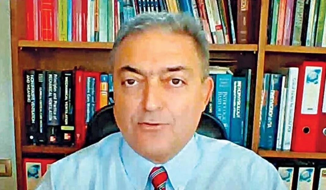 Αφού πρώτα τρομοκρατεί, μετά διαμαρτύρεται για τις απειλές που δέχεται ο Βασιλακόπουλος (video)