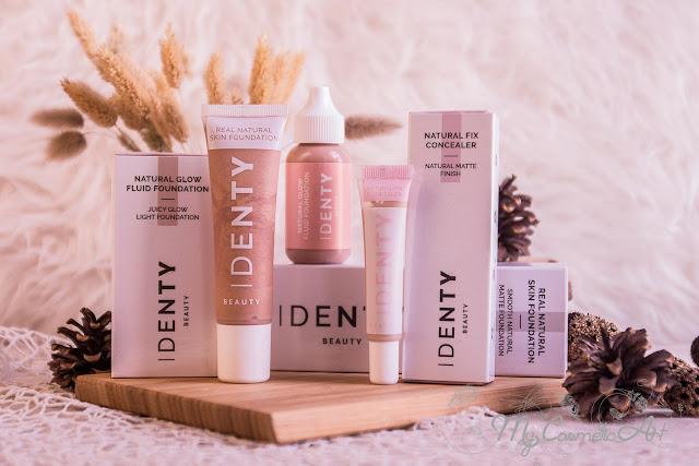 Mi opinión sobre las bases de maquillaje para piel grasa y seca y corrector de Identy Beauty