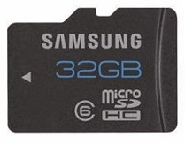Steal Deal: Samsung MicroSD Memory card (MB-MS32D) 32 GB Class 6 (Water-proof, Magnetic-proof, X-ray Proof, Temperature-proof) for Rs.569 Only @ Shopclues