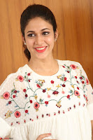 Lavanya Tripathi in Summer Style Spicy Short White Dress at her Interview  Exclusive 196.JPG