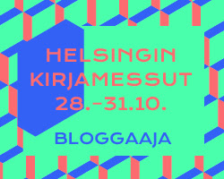 Helsingin kirjamessut 28.-31.10.2021