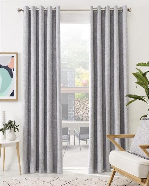 spotlight 100 eyelet blockout curtains