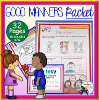 Good Manners Character Education