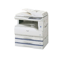 Sharp AR-160 Driver and Software Printer