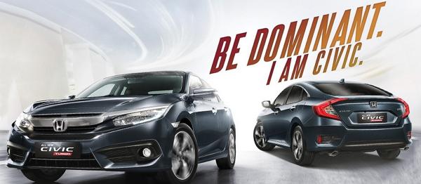 Spesifikasi Harga Honda Civic Bandung