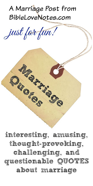 Just for fun marriage quotes
