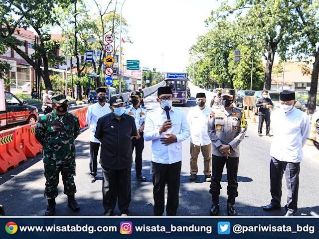 Selesai Flyover Jalan Jakarta dan Jalan Laswi, Bakal Menyusul Flyover Kopo