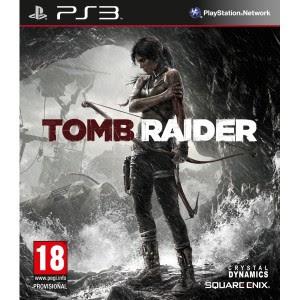 یاری بۆ پلهی ستهیشن Tomb Raider PS3 torrent