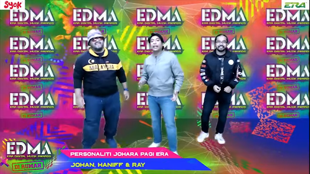 Senarai Pemenang EDMA Tahun 2020