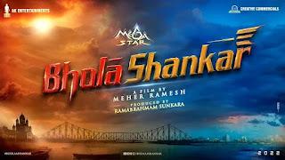 Bhola Shankar Movie