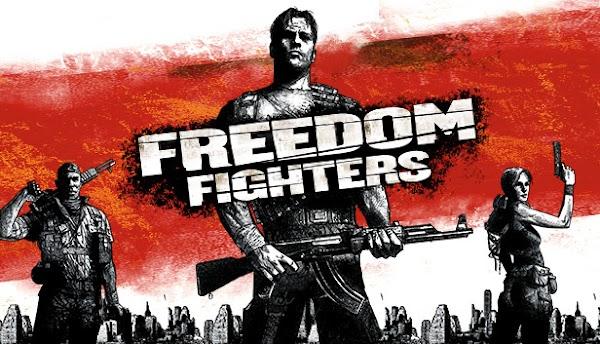 تحميل لعبة Freedom Fighters للكمبيوتر