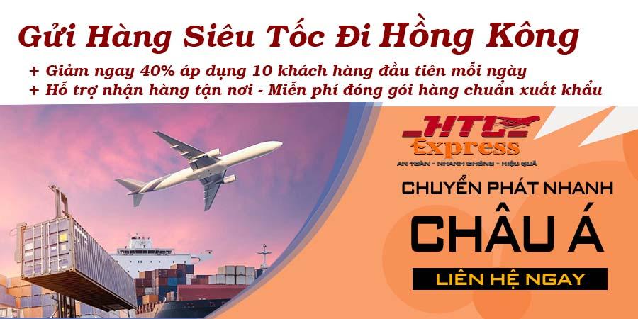 gửi hàng siêu tốc từ Việt Nam đi Hồng Kông