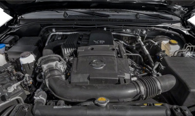 Frontier-Pro-4x-4.0-v6-engine