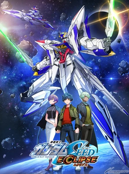 Mobile Suit Gundam Seed Eclipse