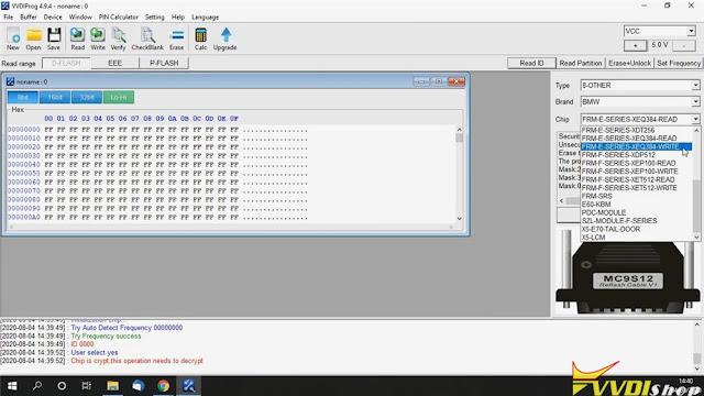 vvdi-prog-repair-bmw-frm-XEQ384-9