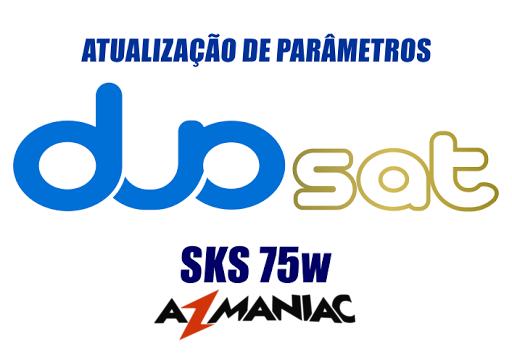 Atualização Patch Duosat SKS 75W
