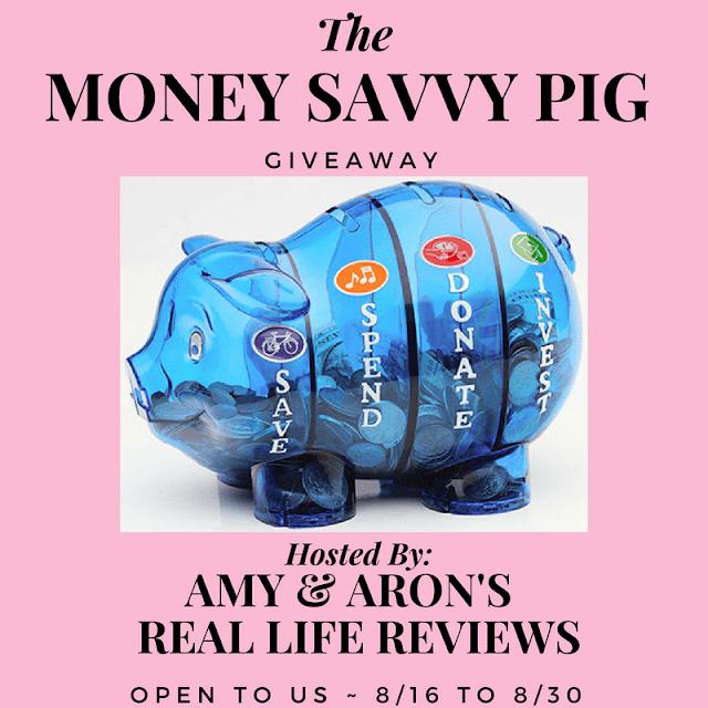 #ALT Blogger Opp ~ Money Savvy Pig Giveaway