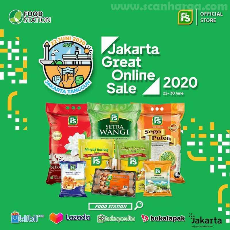 Food Station Promo Jakarta Great Online Sale 2020 Hut Jakarta 943