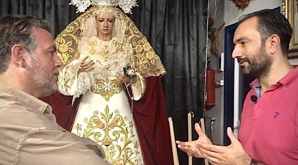 La Virgen del Confinamiento estará en Jerez este fin de semana