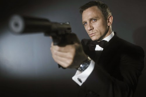 Điệp Viên 007: Bóng Ma
