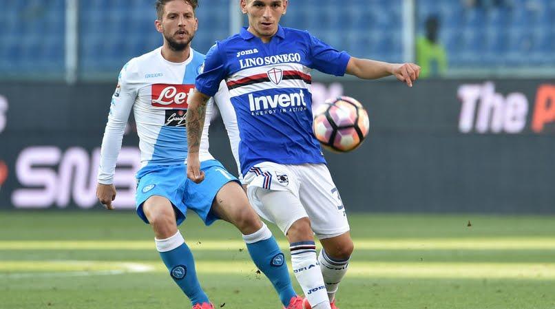 Dove Vedere SAMPDORIA-NAPOLI Streaming Diretta Online | Calcio Serie A