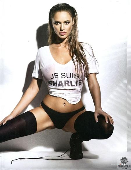 Charlie Riina na Playboy