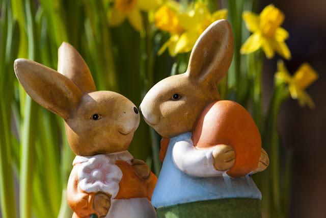 復活祭にうさぎ(イースター・バニー)がなぜ登場するのか?