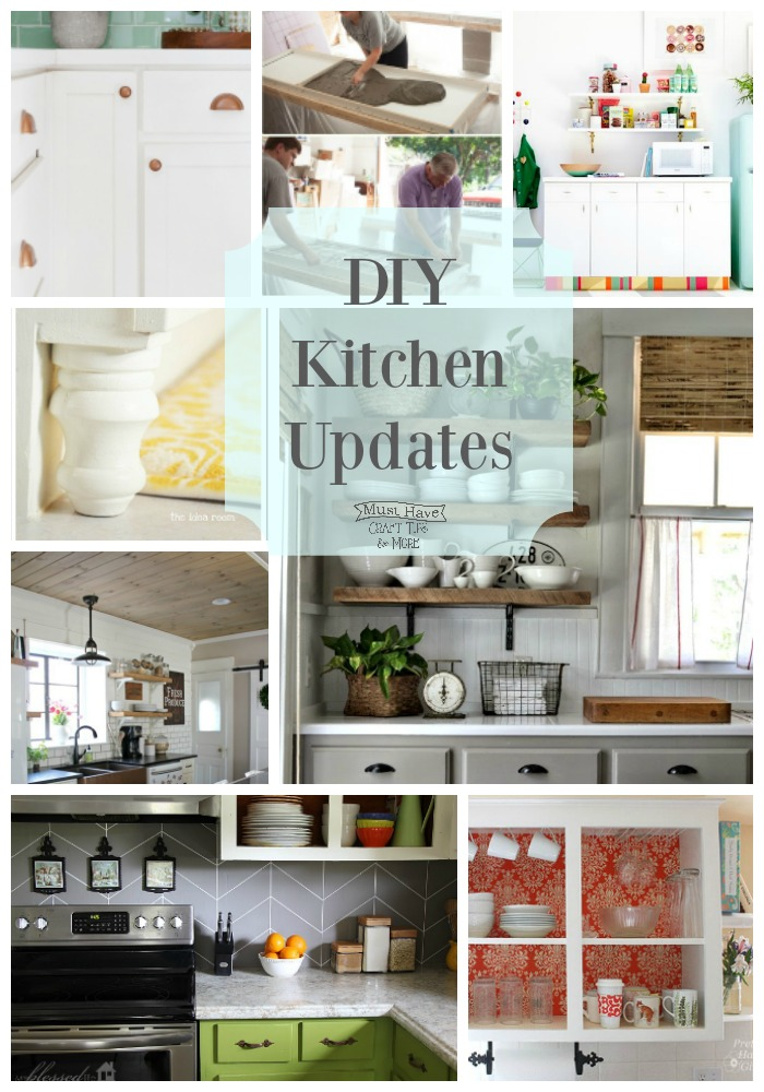 Diy Budget Friendly Kitchen Updates Mine For The Making,One Story 5 Bedroom Ranch House Plans