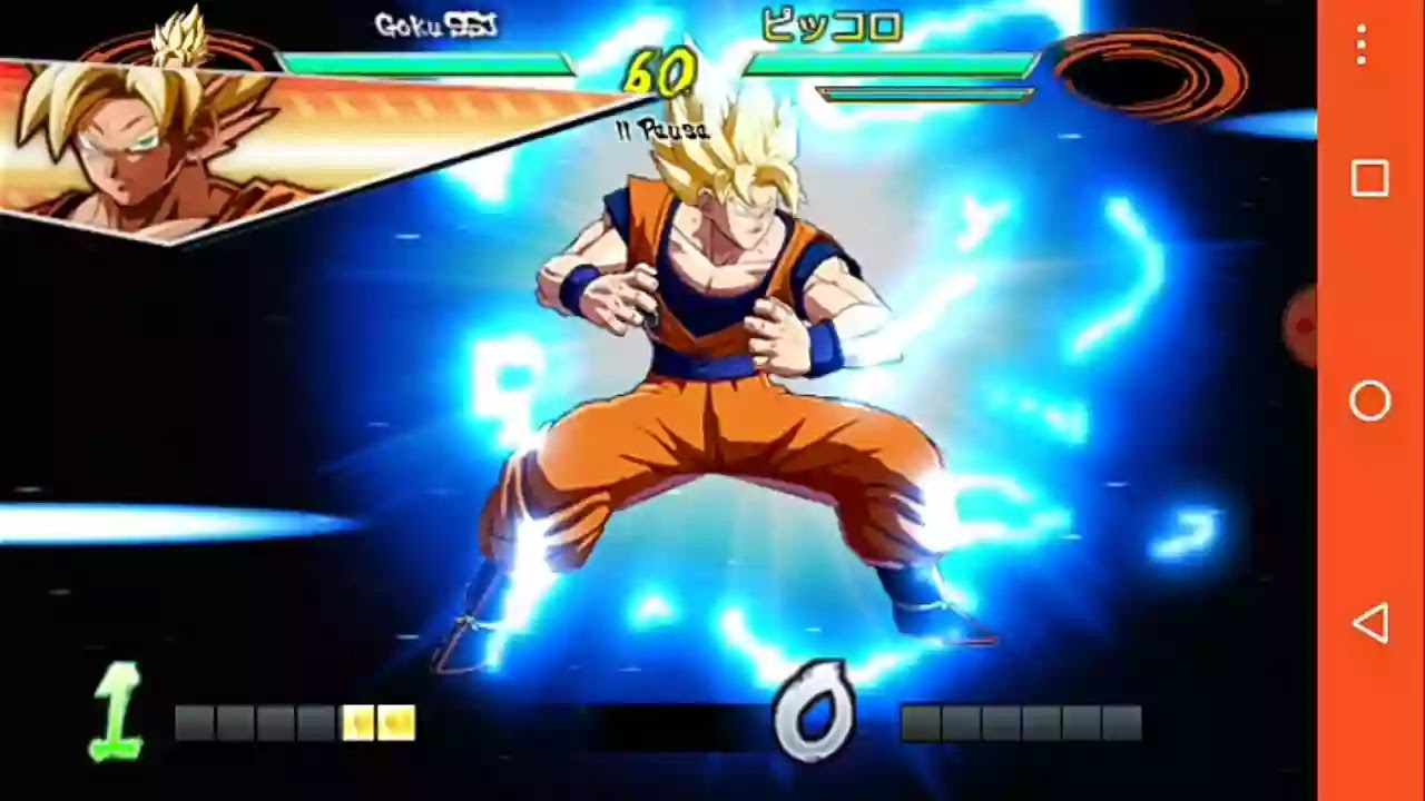 Dragon Ball fighter Z apk