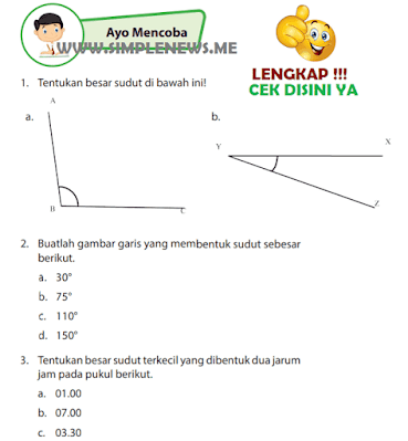 Kunci Jawaban Halaman 185 Kelas 4 Senang Belajar Matematika Kurikulum 2013 www.simplenews.me