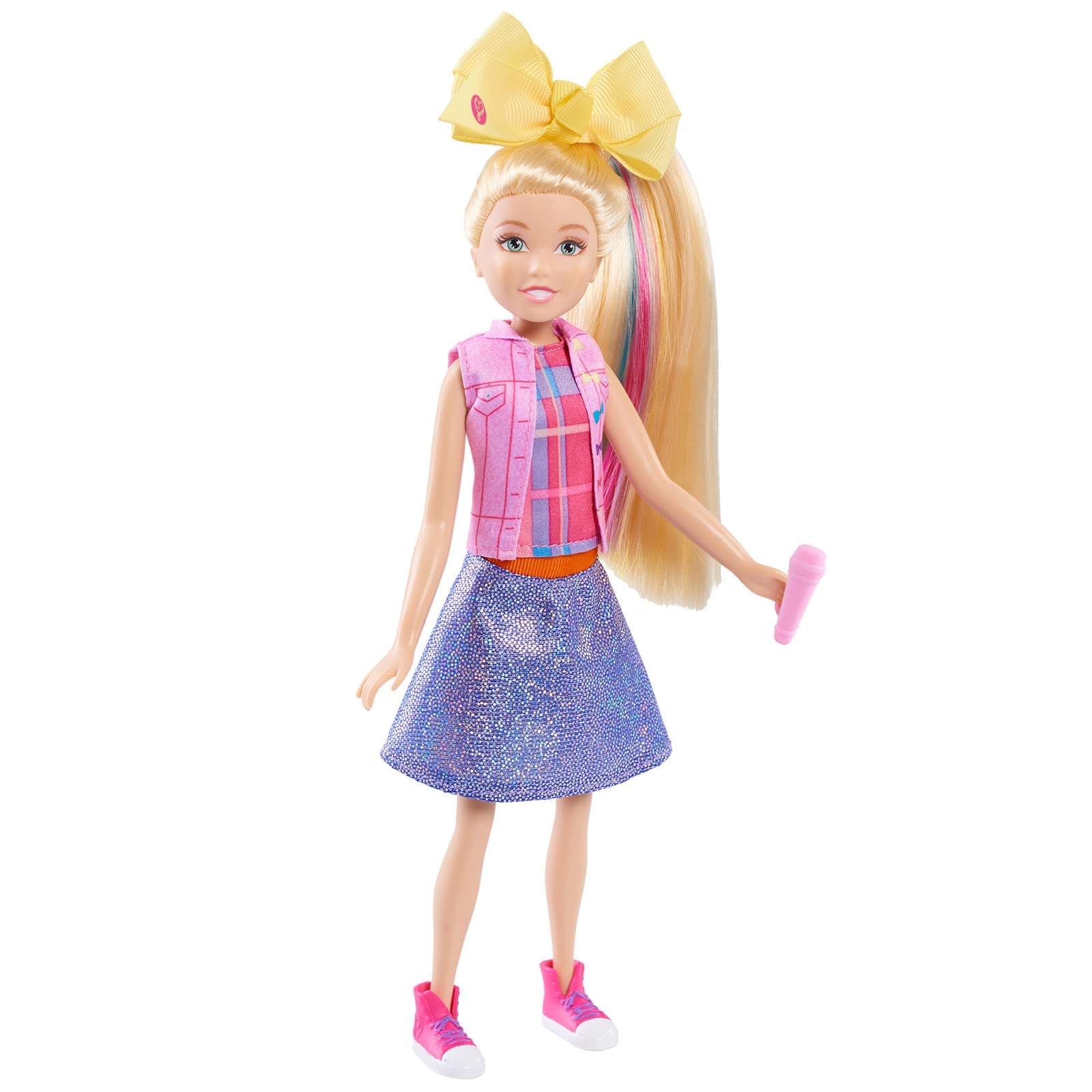NickALive!: JoJo Siwa Unveils Her Brand New Singing Doll - Pre ...