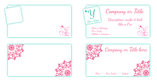 Prosessional Cards
