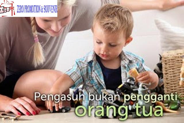 Ingatlah bahwa kadang anak tidak butuh materi, tetapi waktu bersama Anda !!
