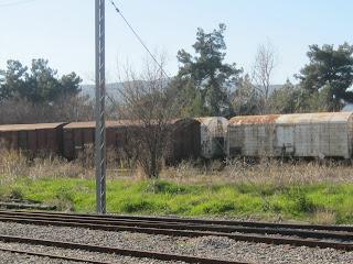 Αποτέλεσμα εικόνας για Παλια βαγονια Σιδηροδρομικα Νέα