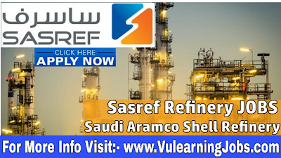 SASREF Oil & Gas Career & Jobs 2019 In Middle East