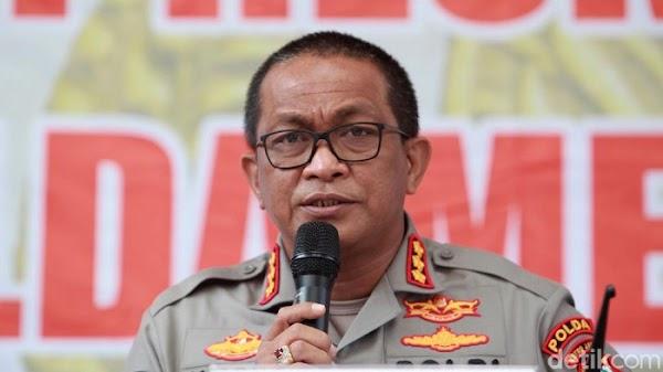 Polisi: Uang Palsu yang 'Digandakan' Ustaz Gondrong di Bekasi Sudah Dibakar