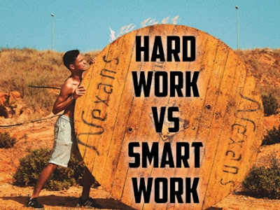 Smart Work VS Hard Work Witch One Is Better In Hindi