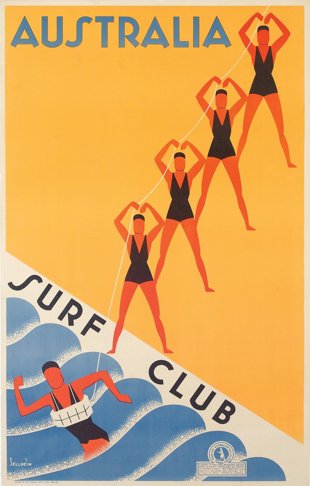 el bloggo de mango: Vintage Travel Posters - A Compilation